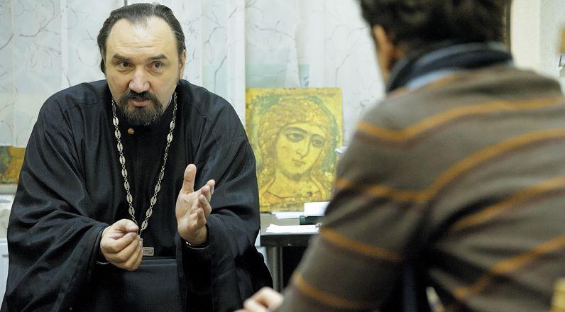 протоиерей Максим Плетнев