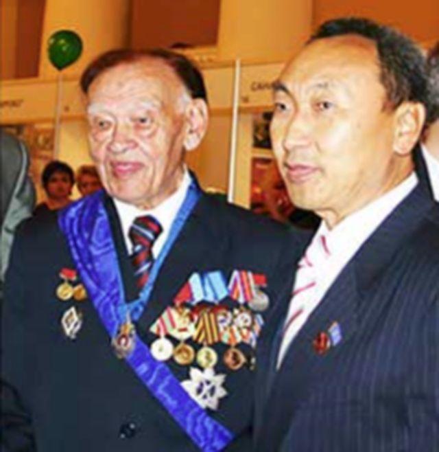 Башарин Карл Георгиевич